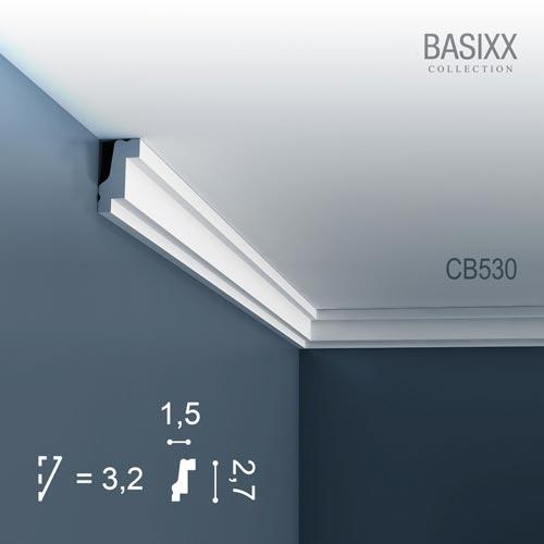 Карниз Orac Decor (Орак Декор) Basixx CB530N