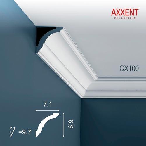 Карниз Orac Decor (Орак Декор) Axxent CX100