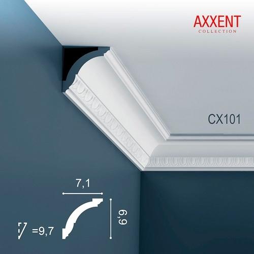 Карниз Orac Decor (Орак Декор) Axxent CX101