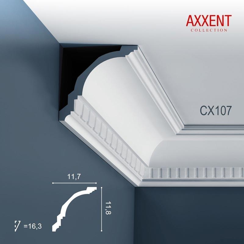 Карниз Orac Decor (Орак Декор) Axxent CX107