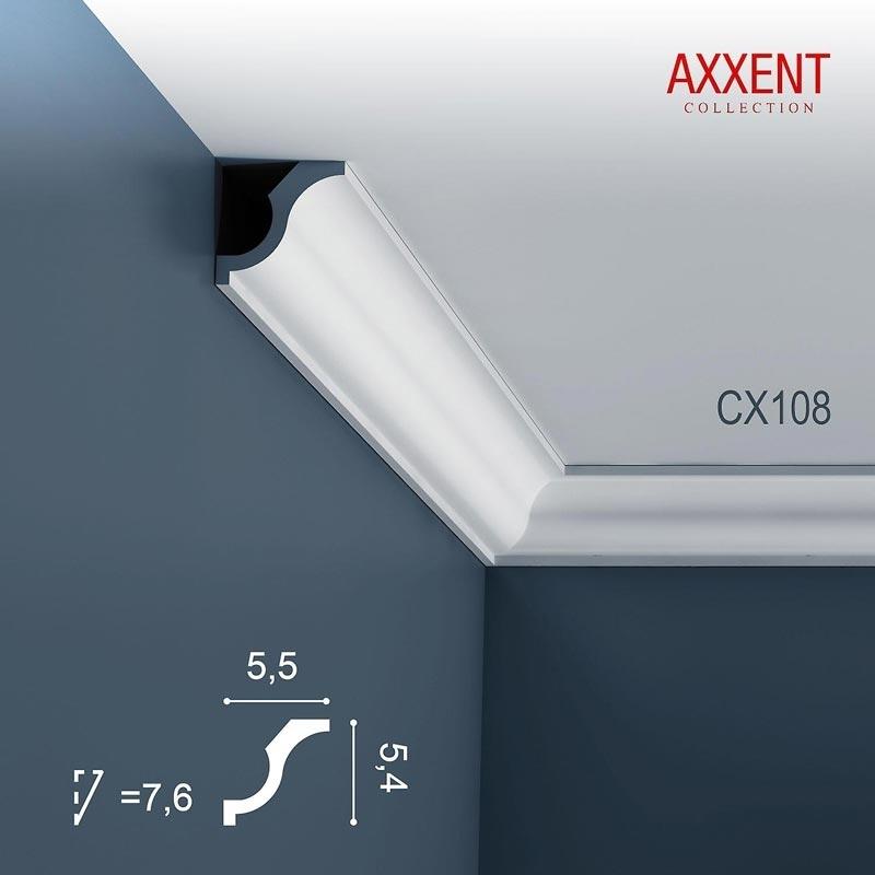 Карниз Orac Decor (Орак Декор) Axxent CX108