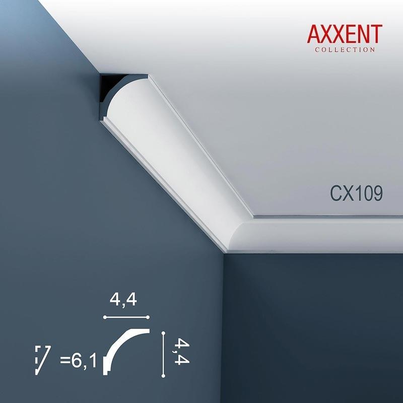 Карниз Orac Decor (Орак Декор) Axxent CX109