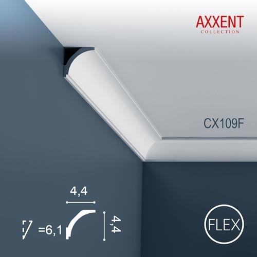 Карниз Orac Decor (Орак Декор) Axxent CX109F