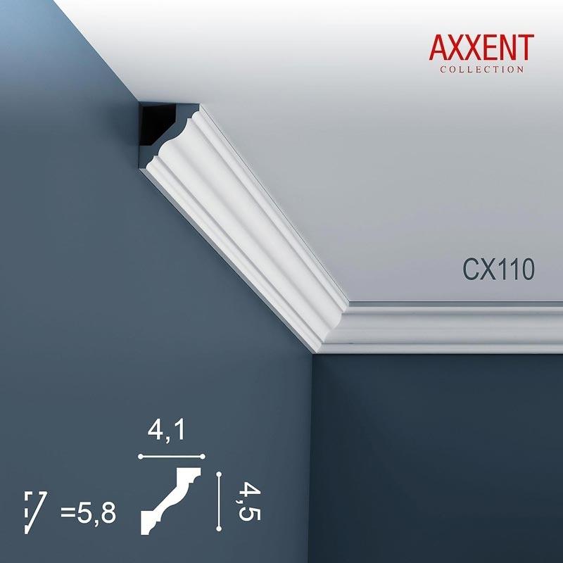 Карниз Orac Decor (Орак Декор) Axxent CX110