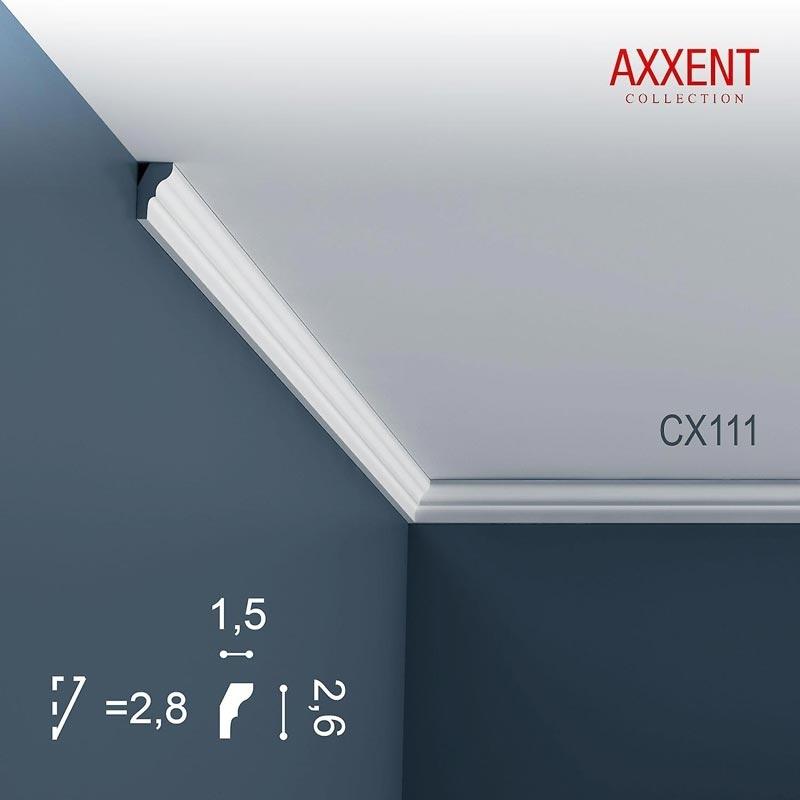 Карниз Orac Decor (Орак Декор) Axxent CX111