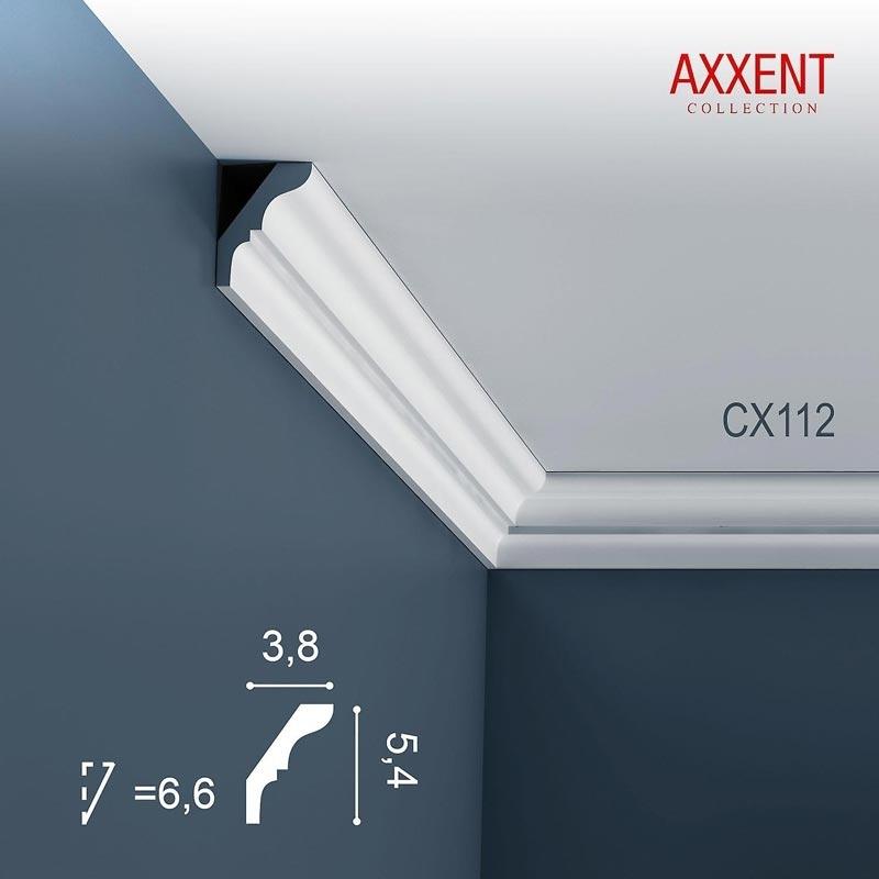 Карниз Orac Decor (Орак Декор) Axxent CX112