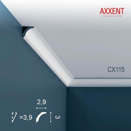 Карниз Orac Decor (Орак Декор) Axxent CX115