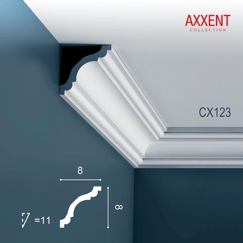 Карниз Orac Decor (Орак Декор) Axxent CX123
