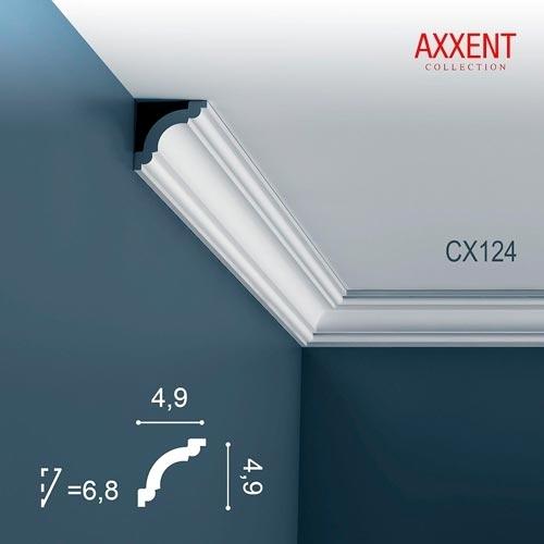 Карниз Orac Decor (Орак Декор) Axxent CX124