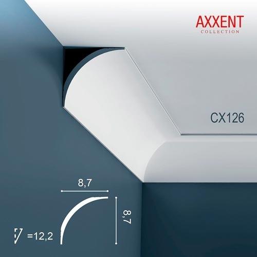 Карниз Orac Decor (Орак Декор) Axxent CX126