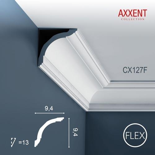Карниз Orac Decor (Орак Декор) Axxent CX127F