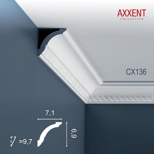Карниз Orac Decor (Орак Декор) Axxent CX136