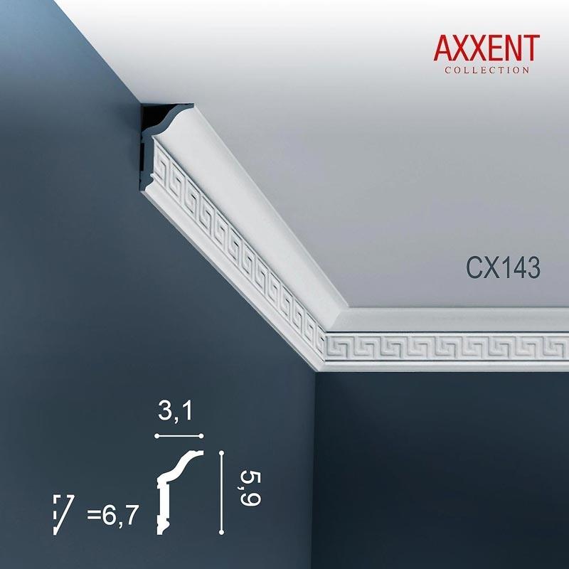 Карниз Orac Decor (Орак Декор) Axxent CX143
