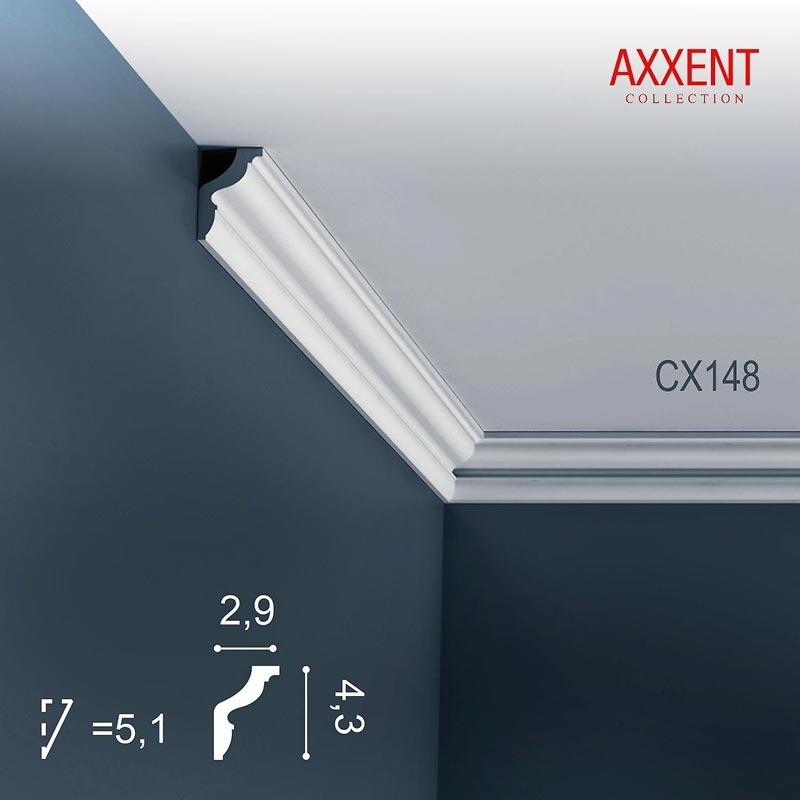 Карниз Orac Decor (Орак Декор) Axxent CX148