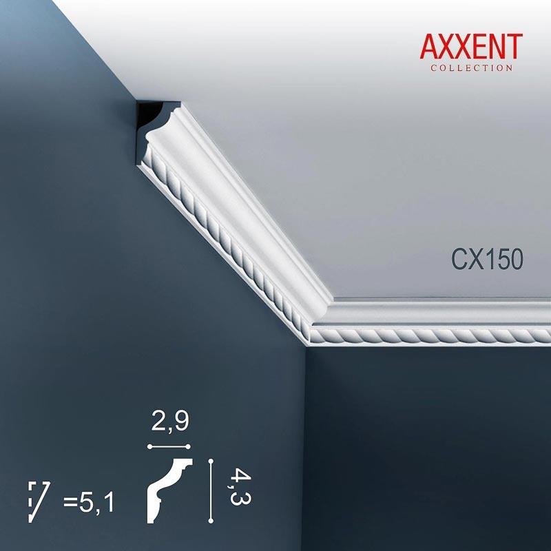 Карниз Orac Decor (Орак Декор) Axxent CX150