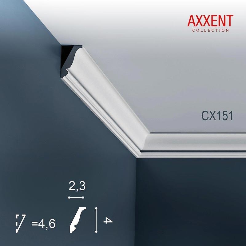 Карниз Orac Decor (Орак Декор) Axxent CX151