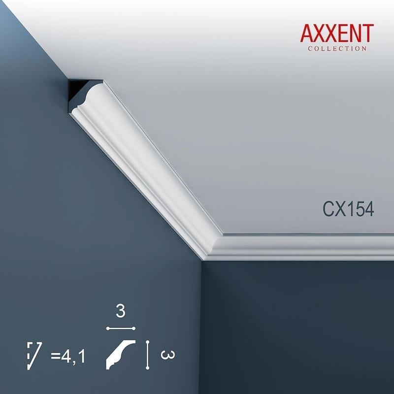 Карниз Orac Decor (Орак Декор) Axxent CX154