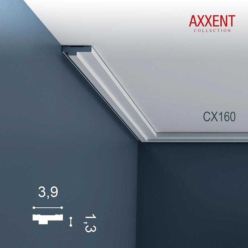 Карниз Orac Decor (Орак Декор) Axxent CX160